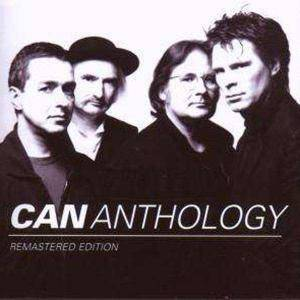 Can: Anthology - 25 Years - Cover