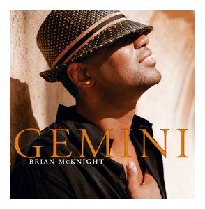 Cover - Brian McKnight: Gemini
