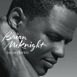 Cover - Brian McKnight: Superhero