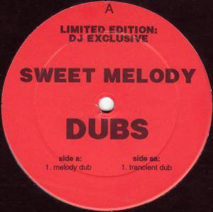 Cover - Mae-I: Sweet Melody (Dubs)