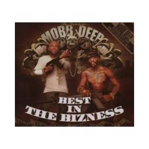 Cover - Mobb Deep: Best In The Bizness