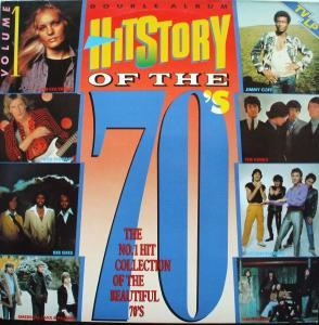 History Of The 70's (Vol.1) - Cover
