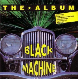 Black Machine: Album, The - Cover