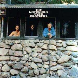 The Byrds: Notorious Byrd Brothers, The - Cover