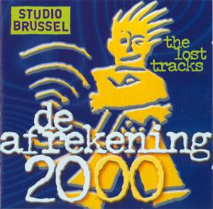 De Afrekening 2000 the lost tracks - Cover