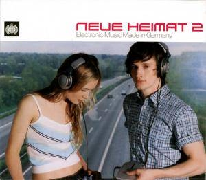 Cover - Woody: Neue Heimat 2 - Electronic Music Made In Germany