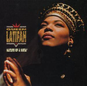 Cover - Queen Latifah: Nature Of A Sista'