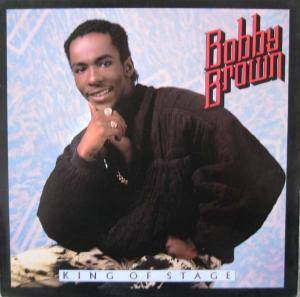 Cover - Bobby Brown: King Of Stage