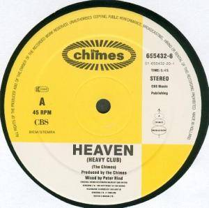 "The Chimes: Heaven (12"") - Bild 2"