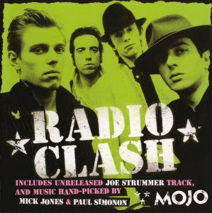 Cover - Tennors, The: Radio Clash