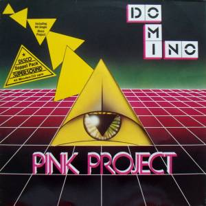 Cover - Pink Project: Domino