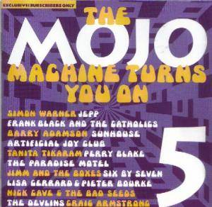 Mojo Machine Turns You On 5, The - Cover