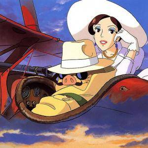 Cover - Joe Hisaishi: Porco Rosso (Original Soundtrack)