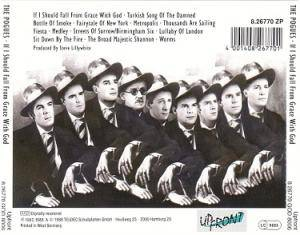 The Pogues: If I Should Fall From Grace With God (CD) - Bild 2