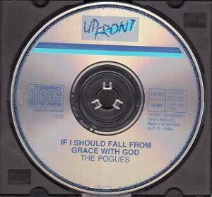 The Pogues: If I Should Fall From Grace With God (CD) - Bild 4