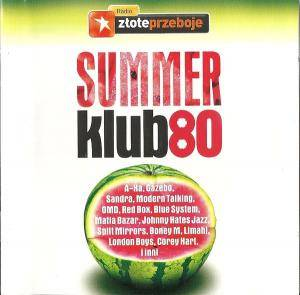 Summer Klub 80 - Cover