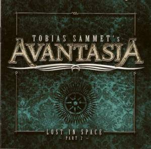 Tobias Sammet's Avantasia: Lost In Space Part 2 - Cover