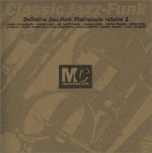 Definitive Jazz-Funk Mastercuts Volume 1 - Cover