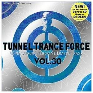 Tunnel Trance Force Vol. 30 - Cover