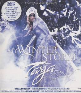 Tarja: My Winter Storm - Cover