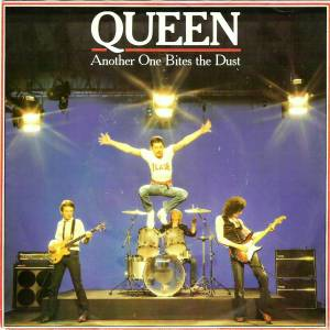 "Queen: Another One Bites The Dust (7"") - Bild 1"