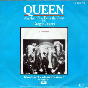 "Queen: Another One Bites The Dust (7"") - Bild 2"