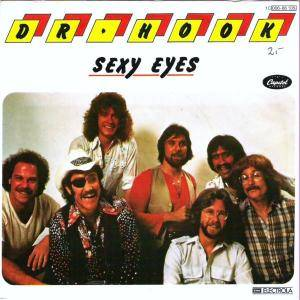 Dr. Hook: Sexy Eyes - Cover