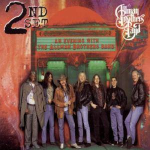 The Allman Brothers Band: Evening With The Allman Brothers Band 2nd Set, An - Cover