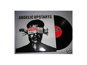 Cover - Angelic Upstarts: Power Of The Press