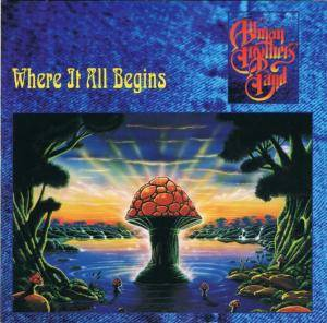 The Allman Brothers Band: Where It All Begins - Cover