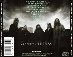 Flotsam And Jetsam: When The Storm Comes Down (CD) - Bild 2