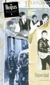 The Beatles: Anthology - Cover