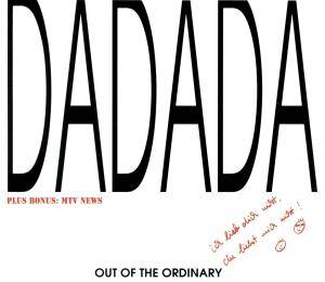 Cover - Out Of The Ordinary: DaDaDa