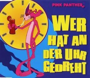 pink panther wer hat an der uhr gedreht single cd 1994. Black Bedroom Furniture Sets. Home Design Ideas
