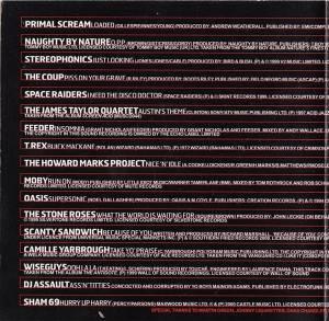 Loaded: Disco Machine Gun - CD (2000, Heftbeilage)