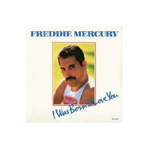 Freddie Mercury: I Was Born To Love You - Cover