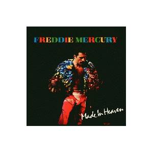 Cover - Freddie Mercury: Made In Heaven