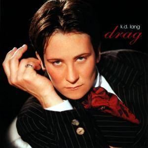 Cover - k.d. lang: Drag