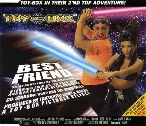Cover - Toy-Box: Best Friend