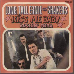 Cover - Long Tall Ernie & The Shakers: Kiss Me Baby