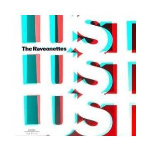 The Raveonettes: Lust Lust Lust - Cover