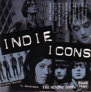 Indie Icons - Cover