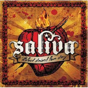 Cover - Saliva: Blood Stained Love Story
