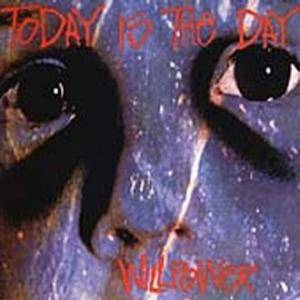 Cover - Today Is The Day: Willpower