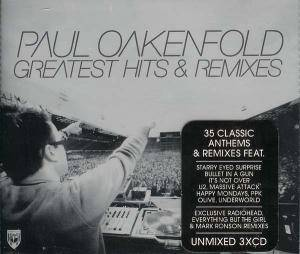 Cover - Joyriders: Paul Oakenfold - Greatest Hits & Remixes