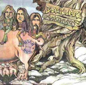 Black Oak Arkansas: High On The Hog - Cover