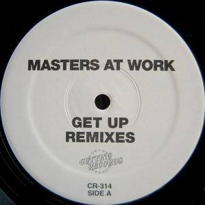 Cover - Masters At Work: Get Up (Remixes)