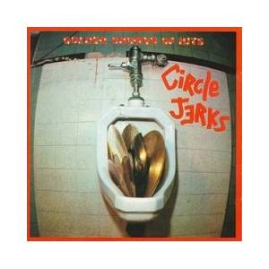 Circle Jerks: Golden Shower Of Hits - Cover