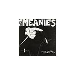 Cover - Meanies, The: Paranoid