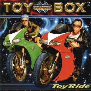 Cover - Toy-Box: ToyRide
